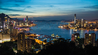 Sony #A7s High ISO 6400 Test #HK #HongKong #Asia #Cityscape #City #VictoriaHarbour #Harbour #prosperity #skyline | by Studio Incendo
