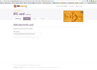 Throws Away Bitcoin