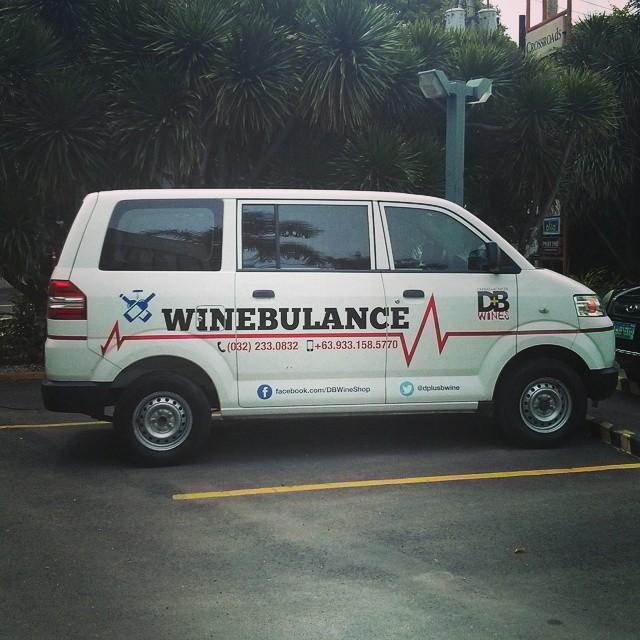 Winebulance- Marketing Wine on Wheels