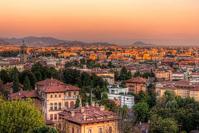 Golden Bergamo | Italy