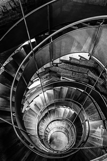 Lighthouse stairs [Explore#13] | by Mark S Weaver
