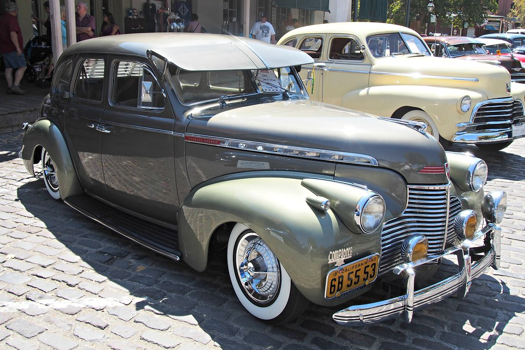 Image gallery 1940 chevy 4 door for 1940 chevrolet 4 door sedan