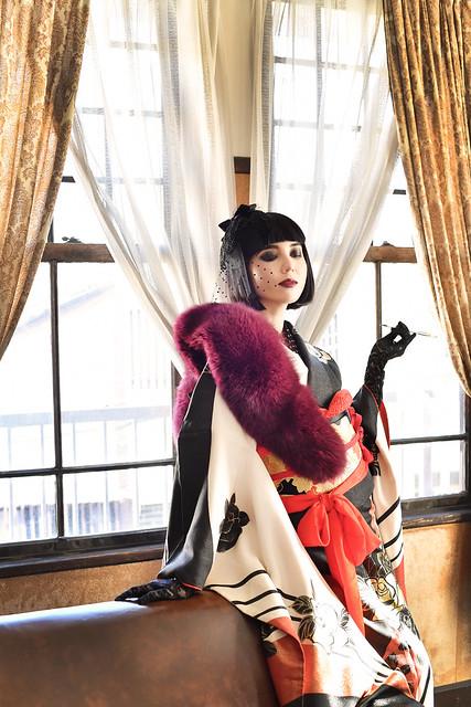 SALZ retro kimono 15