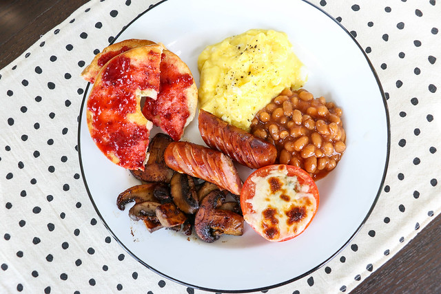 Full English Fry Up