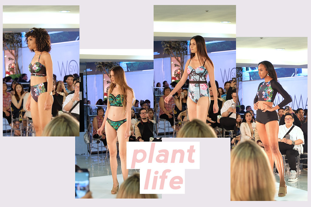Patty Villegas - The Lifestyle Wanderer - SM Woman - Spring Summer 2017 - Plant life