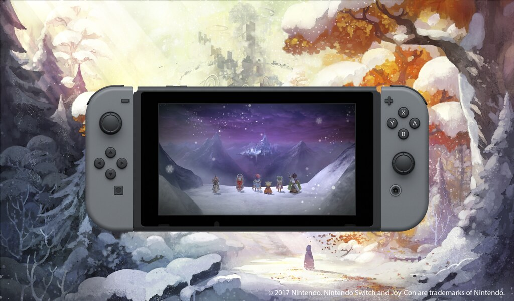 I am Setsuna Switch Review