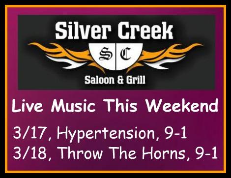 Silver Creek Poster 3-17-17