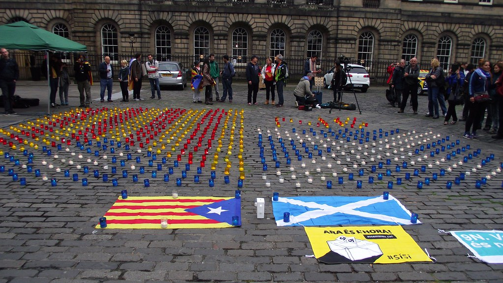 Scotland and Catalonia: The Quest for Independence