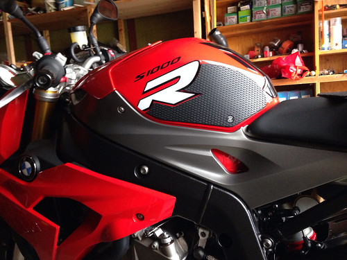 Snake Skin BMW S1000R The Left Side Went Well Mihi84