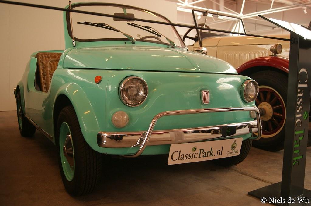 1970 Fiat 500l Jolly Replica De 44 02 Classic Park Boxtel Flickr