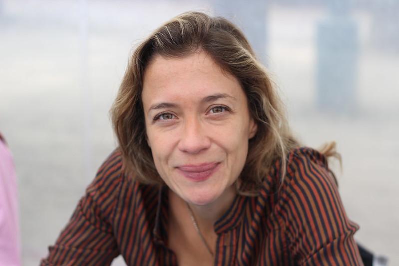 Oriane Jeancourt Galignani - Livre sur la Place 2014
