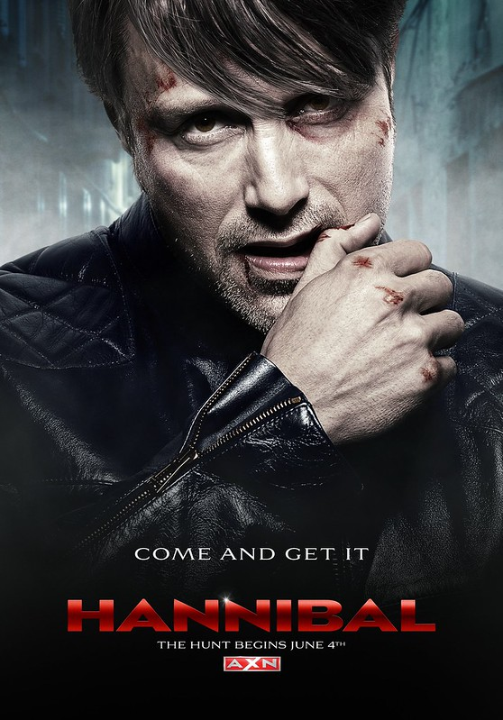 Hannibal - TV Series - Season 3 - Poster 1