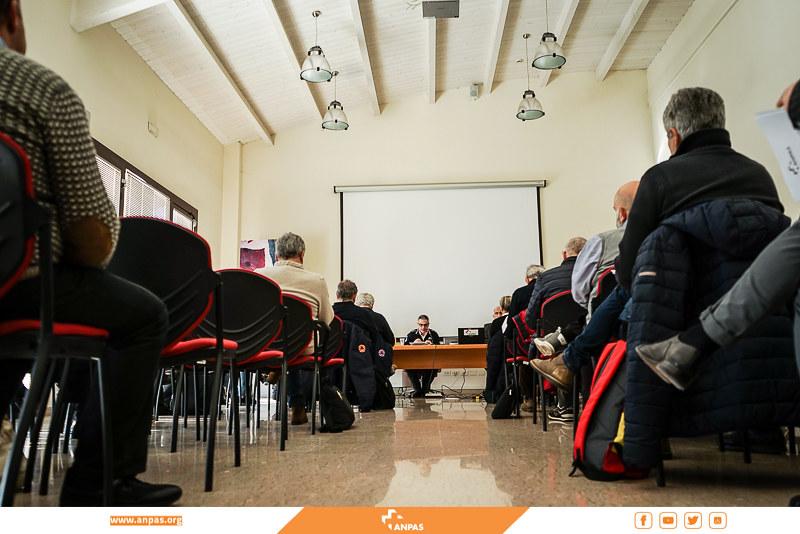 Consiglio nazionale: sei nuove pubbliche assistenze Anpas
