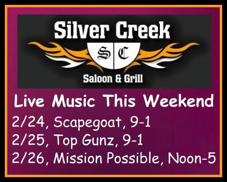 Silver Creek Poster 2-24-17