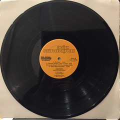 MIC GERONIMO:IT'S REAL(RECORD SIDE-B)
