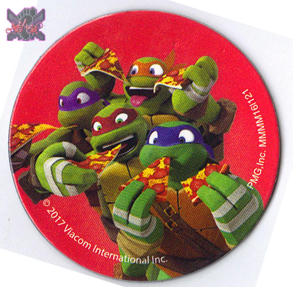 Paper Magic Group Teenage Mutant Ninja Turtles Pizza Flickr