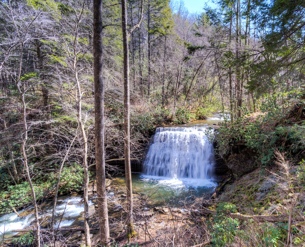 Little Stony Falls