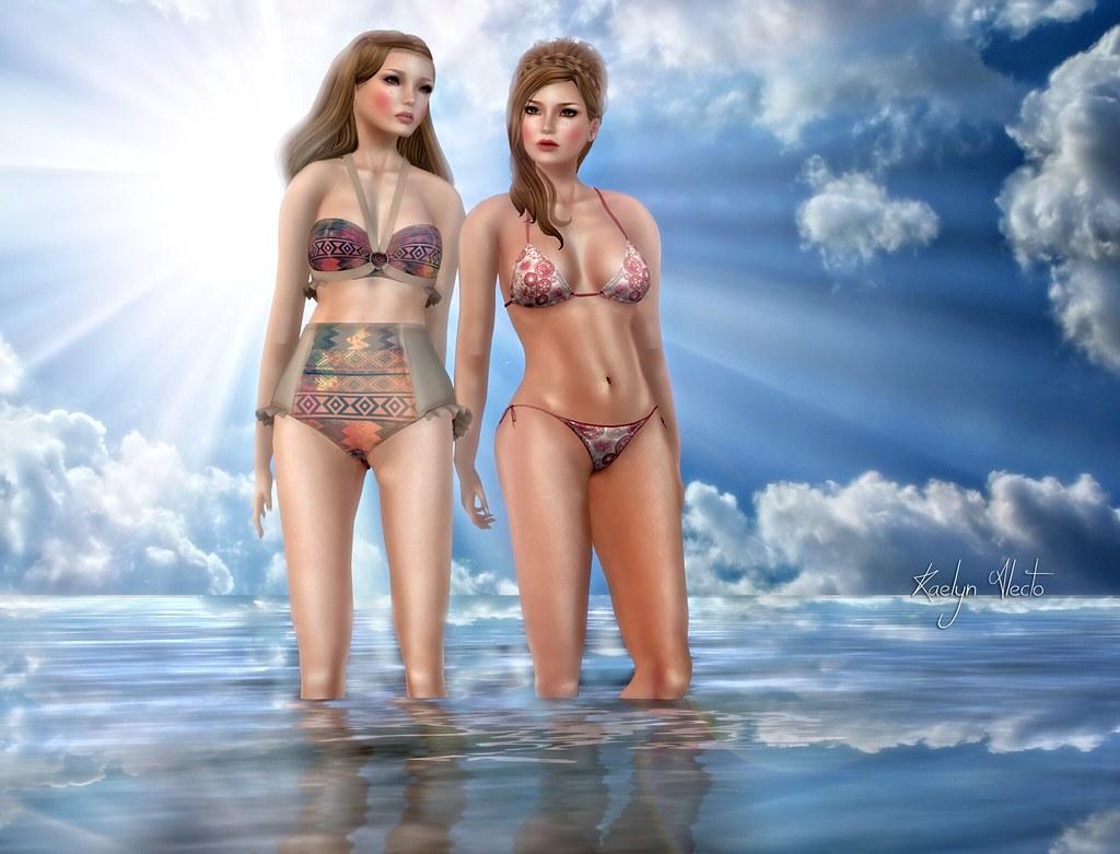 Картинки про лето и девушек