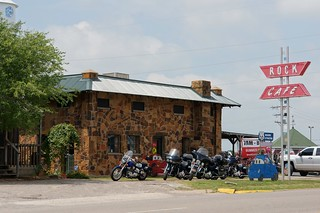 Rock Cafe - Route 66, Stroud, Oklahoma | by RoadTripMemories
