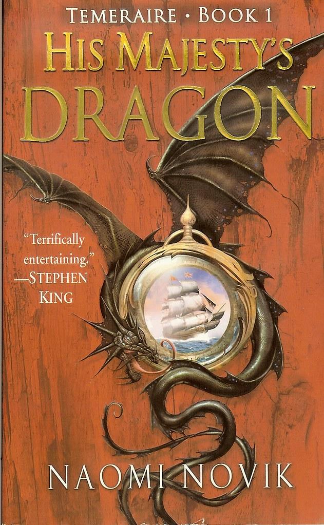 his majestys dragon temeraire book 1