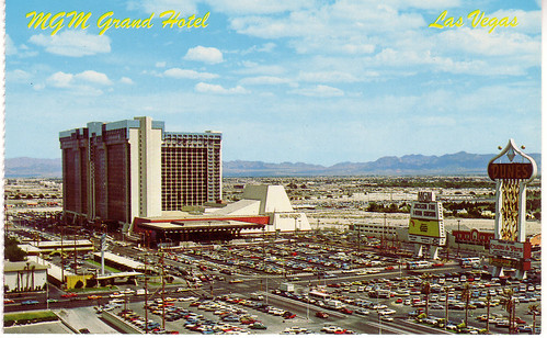 Mgm Hotel Parking