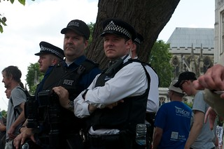 140621 austerity march 18 | by The Network for Police Monitoring