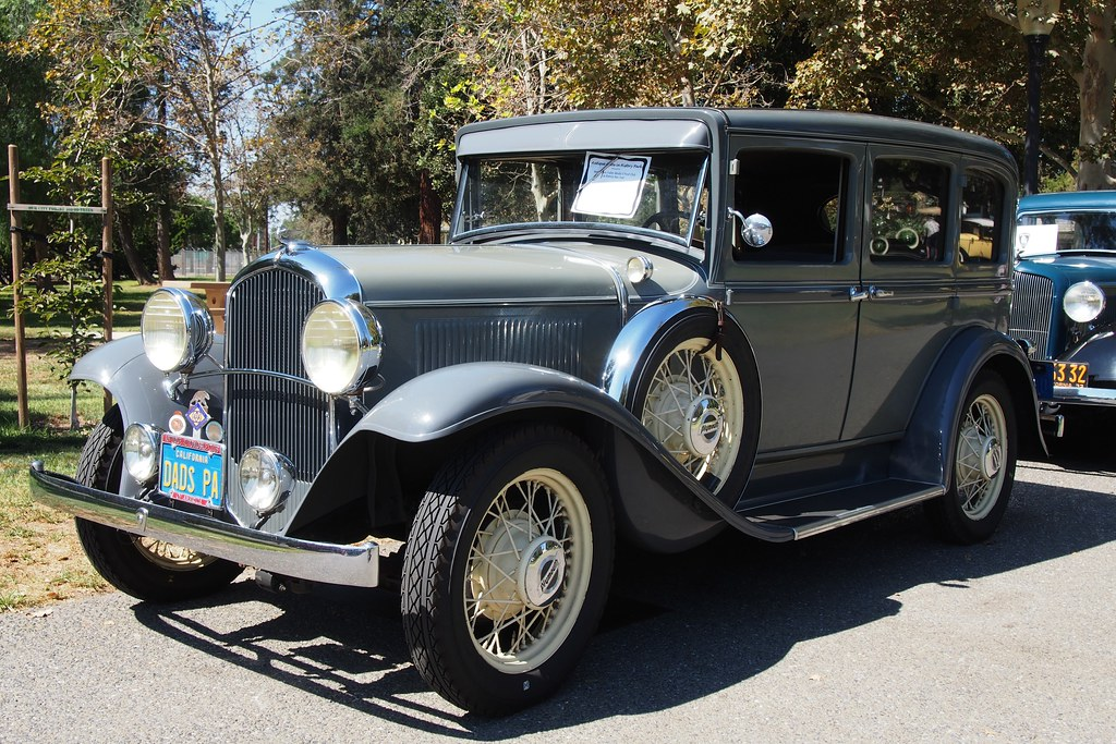 1931 Plymouth PA 4 Door \'DADS PA\' 1 | Photographed at the An… | Flickr