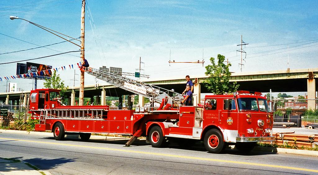 wilmington fire department delaware reserve ladder 197 flickr
