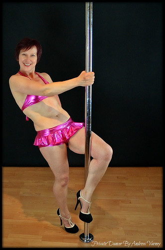 how to become a private dancer