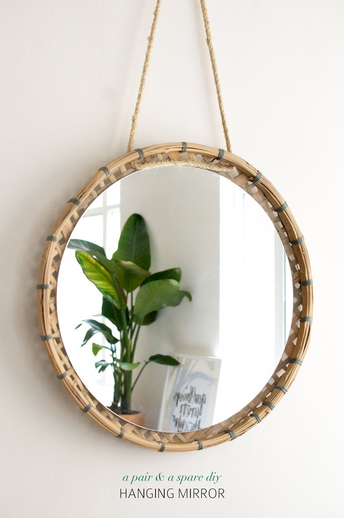 Cara Menata Ruang Tamu Minimalis - Cermin