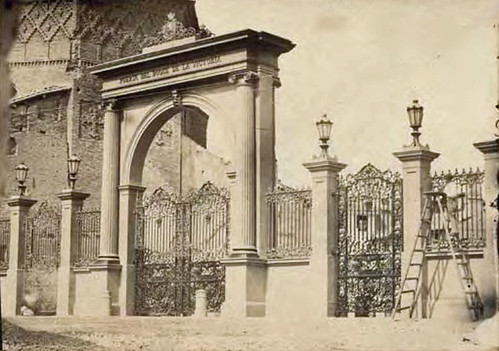 Puerta del duque de la victoria 1861 puerta del duque for Puerta la victoria