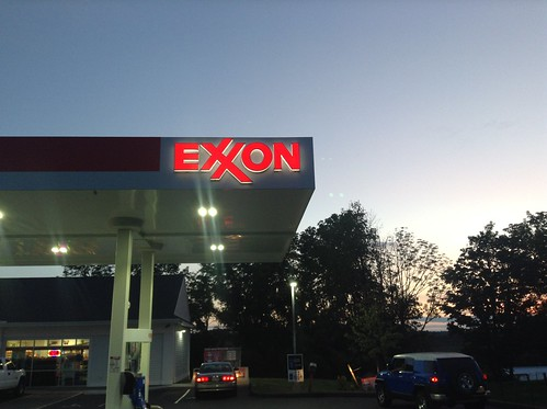 Exxon | by JeepersMedia