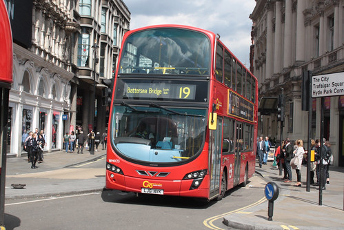 London General WHV23 LJ61NVK
