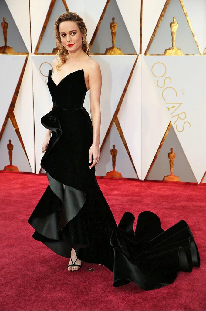 Brie Larson | Oscars 2017