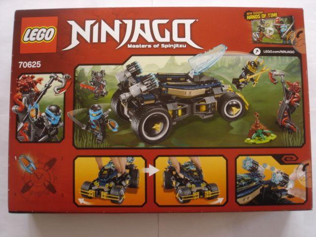 Afficher le sujet review ninjago 70625 samurai vxl - Ninjago nouvelle saison ...