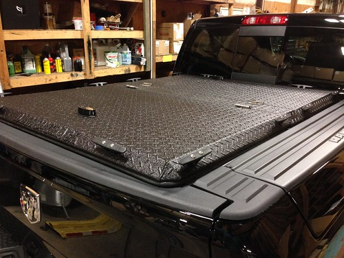 Used Truck Bed Storage