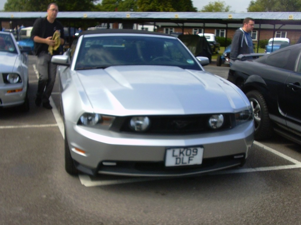 2009 ford mustang gt convertible by peezedgee