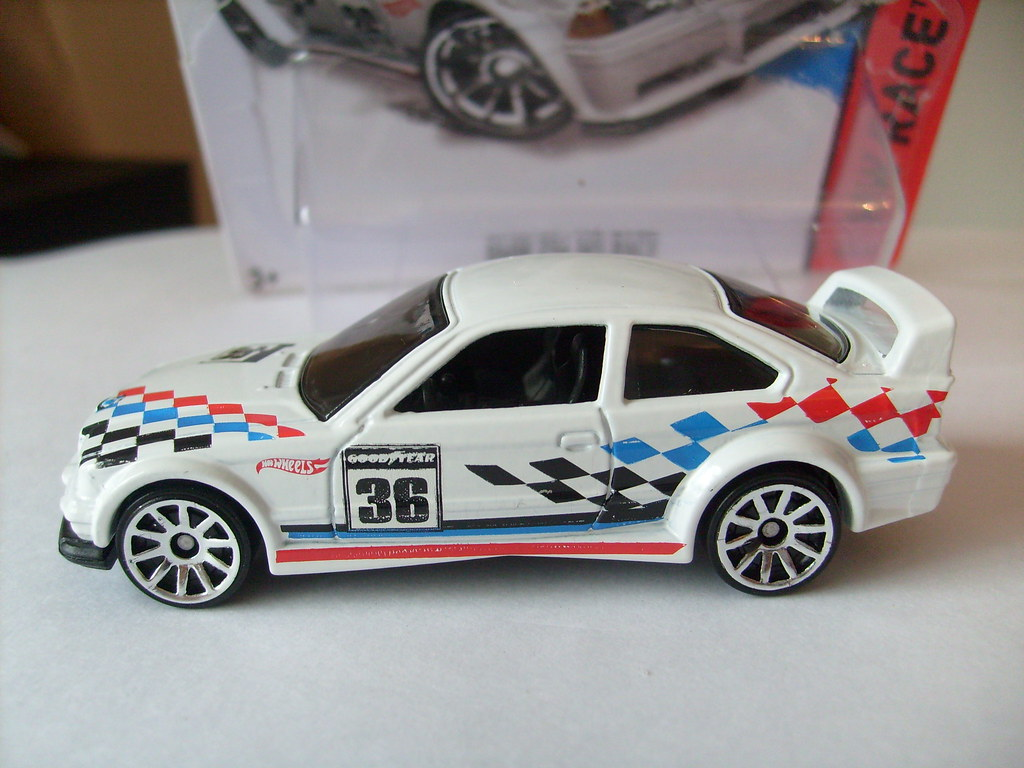 Hot Wheels 1994 Bmw E36 M3 Gtr No2 1 64 There Are Some Rea Flickr By Ambassador84 Over 12