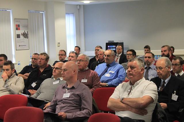 Hard Chrome Seminar UK