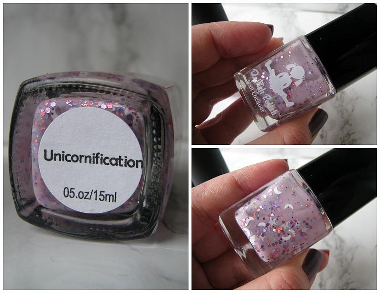 dollish polish unicornification