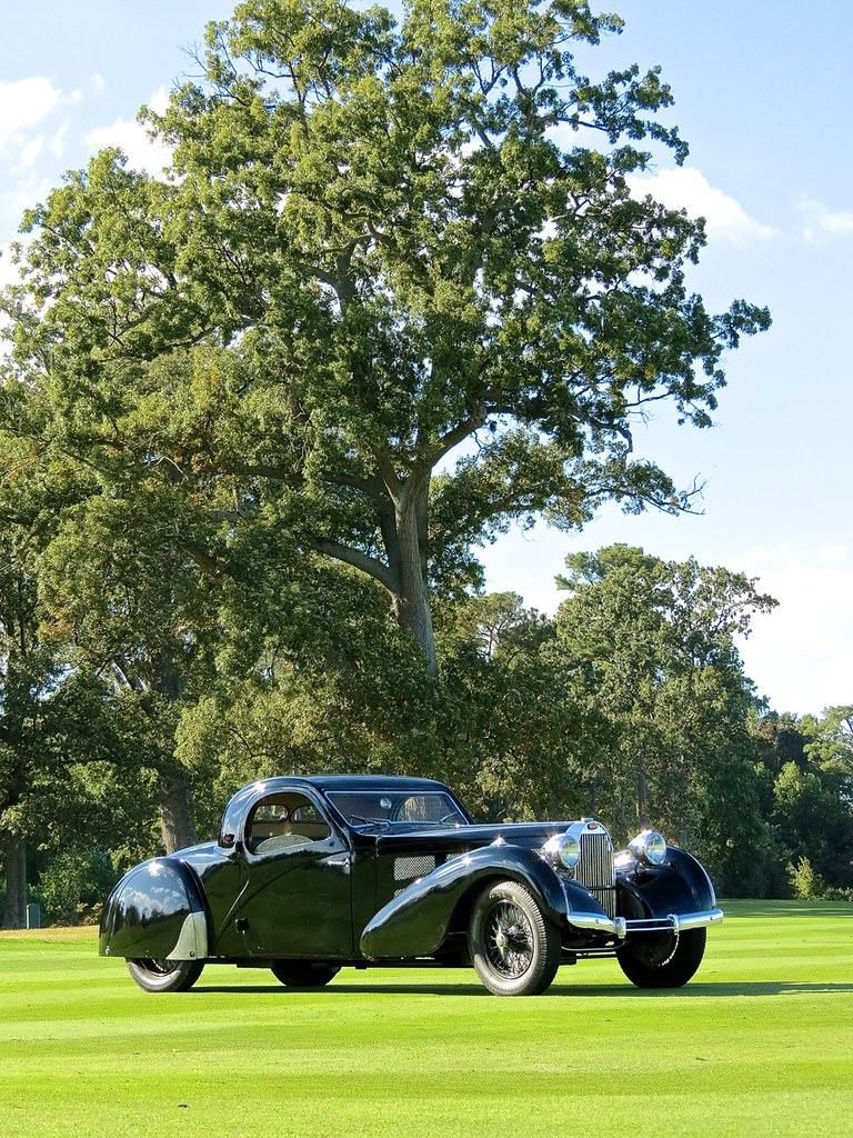 Bugatti Type 57 Atlante St. Michaels 9