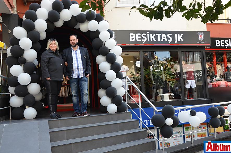 Beşiktaş Kartal Yuvası Alanya'da