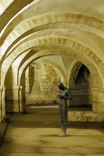 Winchester Cathedral Crypt