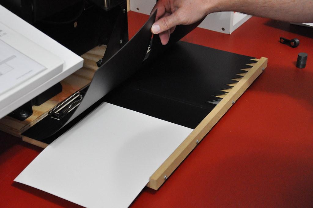 Topic Test strip printer commit