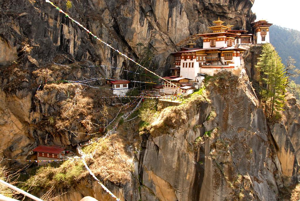 Bhutan-Taktsang dzong