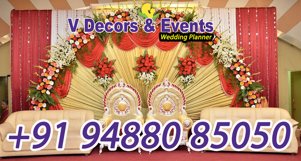Event Services And Event Planners Marriage Decorations We Flickr