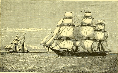 "Image from page 142 of ""The boy travellers in Australasia : adventures of two youths in a journey to the Sandwich, Marquesas, Society, Samoan and Feejee islands, and through the colonies of New Zealand, New South Wales, Queensland, Victoria, Tasmania, and"