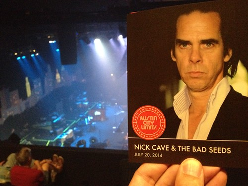 Austin City Limits - Nick Cave and the Bad Seeds | by ttrentham