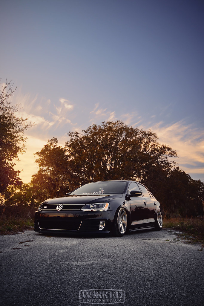 Josh S Bagged Mk6 Check Out The Feature On Lowered Lifesty Flickr