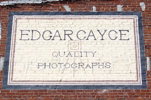 Edgar Cayce - Quality Photographs